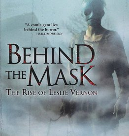 Horror Cult Behind The Mask (USED)