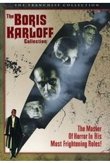 Horror Cult Boris Karloff Collection, The (USED)