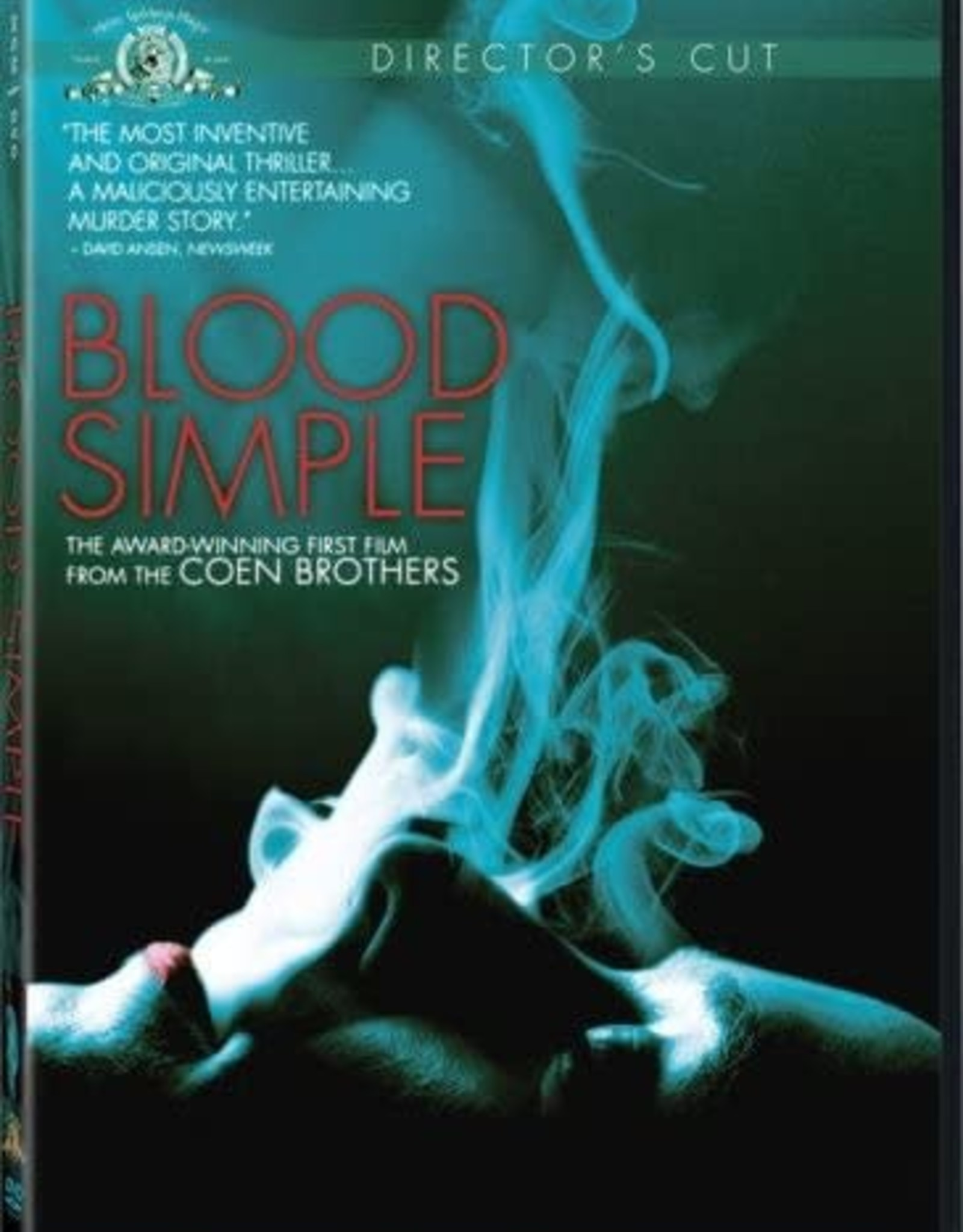 Horror Cult Blood Simple Director's Cut (USED)