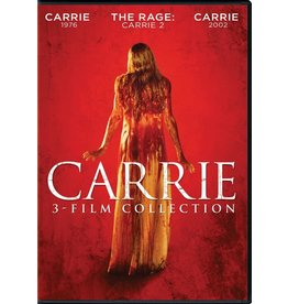 Horror Cult Carrie 3-Film Collection (USED)