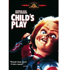 Horror Cult Child's Play 1988 (USED)