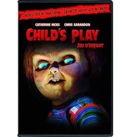 Horror Cult Child's Play 1988 Chucky's 20th Birthday Edition (USED)