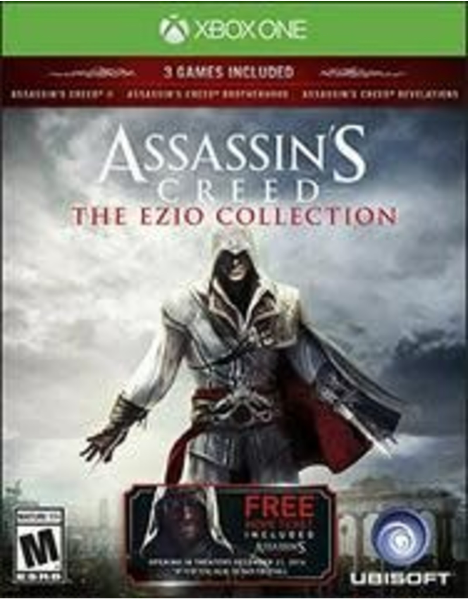 Xbox One Assassin's Creed The Ezio Collection (Used)