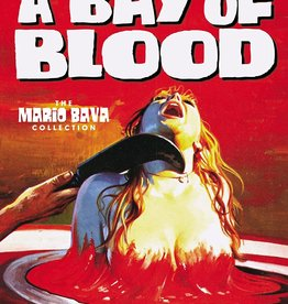 Horror Cult A Bay of Blood (USED)