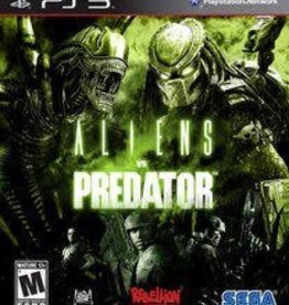 Playstation 3 Aliens vs. Predator (No Manual)