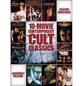 Horror Cult 10 Movie Contemporary Cult Classics (USED)