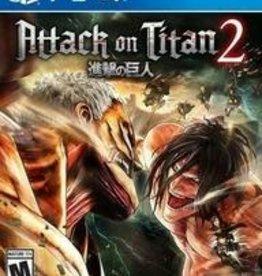Playstation 4 Attack on Titan 2