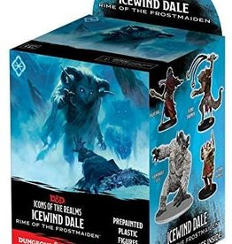 Dungeons & Dragons D&D Icons of the Realm Icewind Dale Rime of the Frostmaiden (Blind Box)