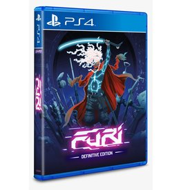 Playstation 4 Furi Definitive Edition (Sealed, LRG)