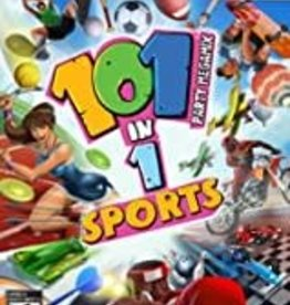 Wii 101-in-1 Sports Party Megamix (No Manual)
