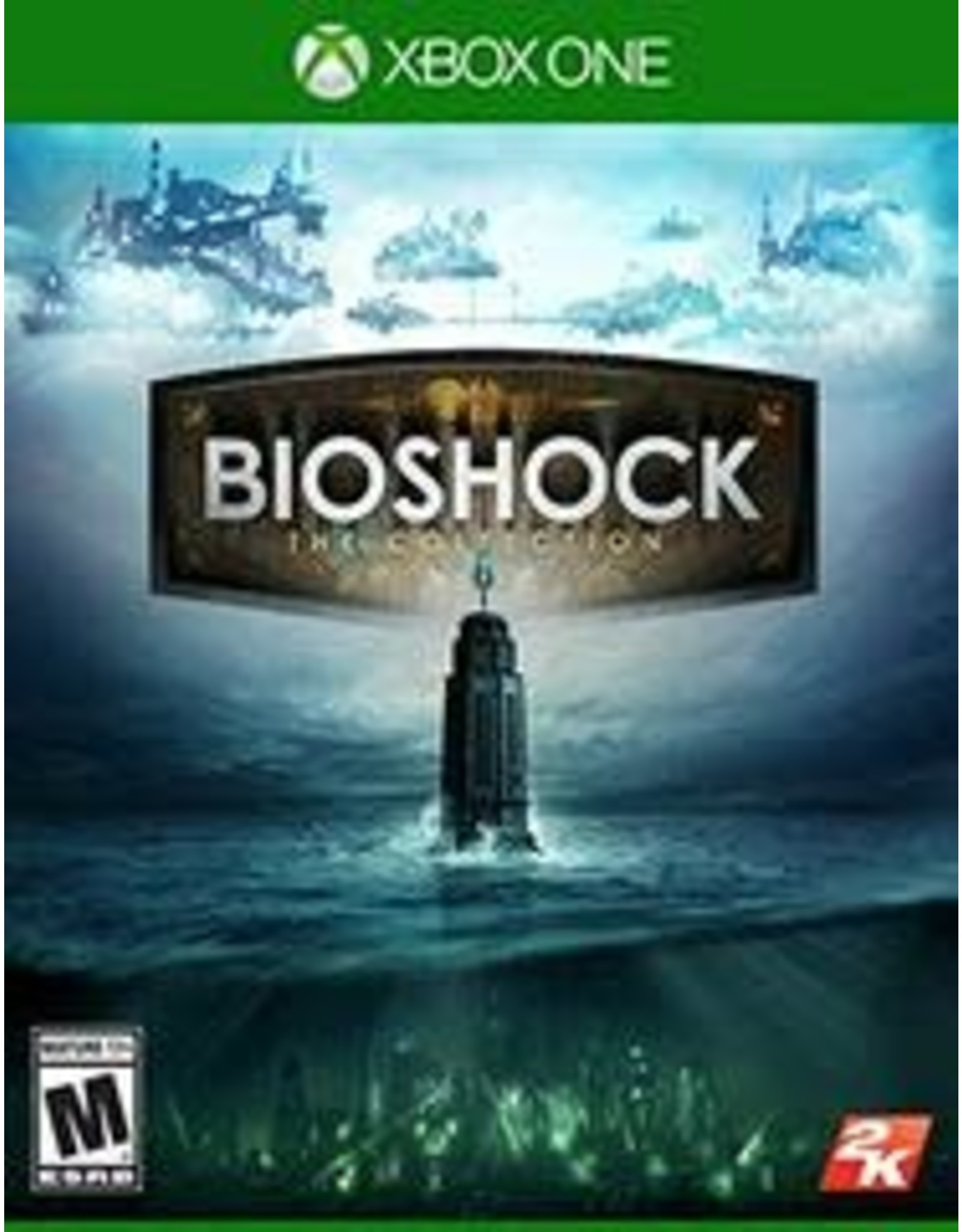 Xbox One BioShock The Collection (XB1, Used)