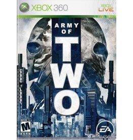 Xbox 360 Army of Two (CiB)