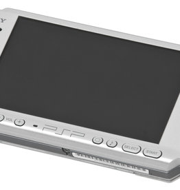 PSP Playstation PSP 3000 Silver Console
