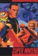 Super Nintendo Art of Fighting (Cart Only)