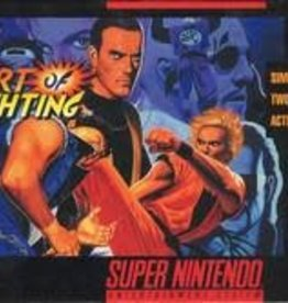 Super Nintendo Art of Fighting (Cart Only)