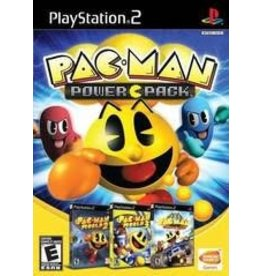 Playstation 2 Pac-Man Power Pack (Brand New)