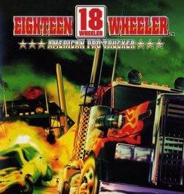 Gamecube 18 Wheeler American Pro Trucker (No Manual)