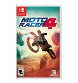 Nintendo Switch Moto Racer 4 (Cart Only)