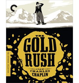 Criterion Collection Gold Rush Criterion (USED)