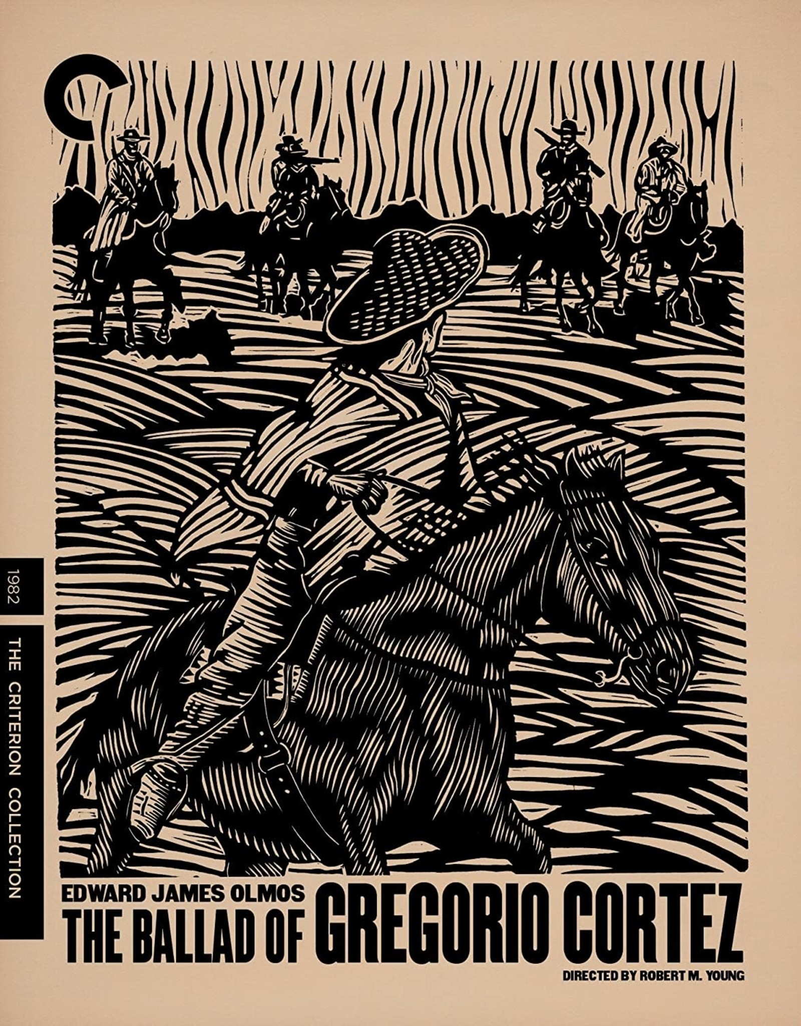 Criterion Collection Ballad of Gregorio Cortez, The Criterion (USED)