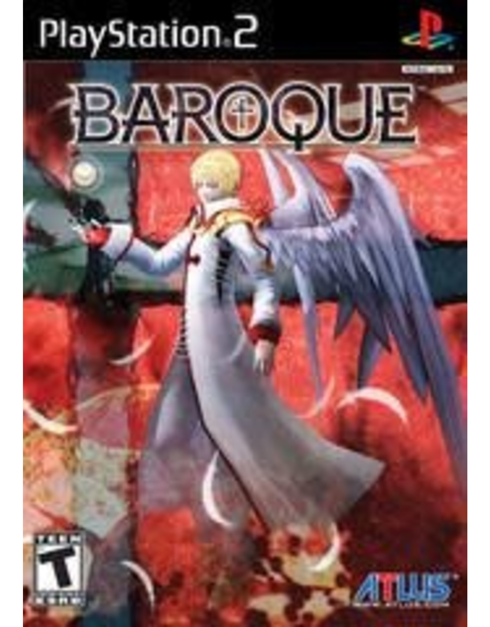 Playstation 2 Baroque (CiB)