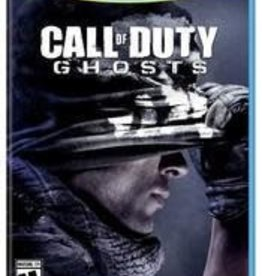 Wii U Call of Duty Ghosts