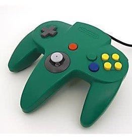 Nintendo 64 N64 Green Controller (OEM, Used)
