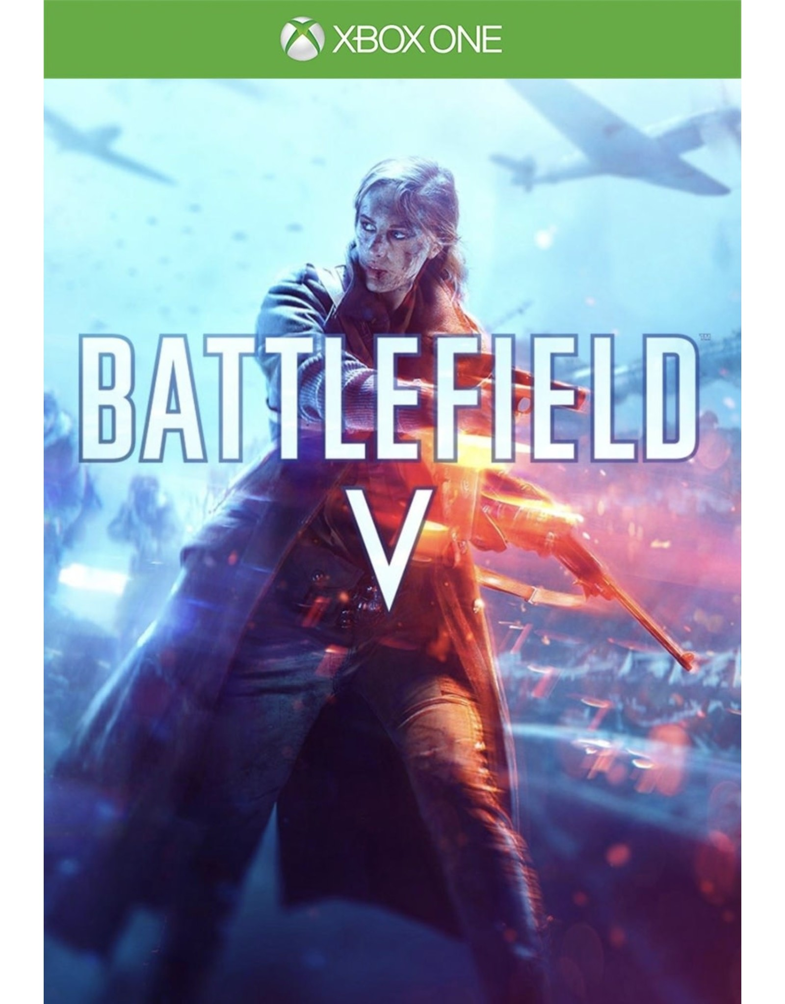 Xbox One Battlefield V (USED)