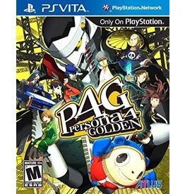 Playstation Vita Persona 4 Golden (CiB)