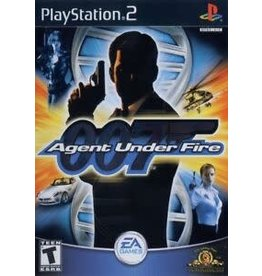 Playstation 2 007 Agent Under Fire (CIB)