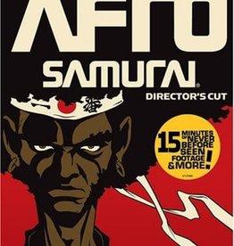 Anime Afro Samurai Director's Cut (USED)