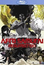 Anime Afro Samurai Ressurection Special Edition Director's Cut (USED)