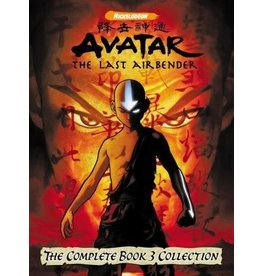 Anime Avatar The Last Airbender The Complete Book 3 Collection (USED)