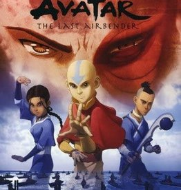 Anime Avatar The Last Airbender The Complete Book 1 Collection (USED)