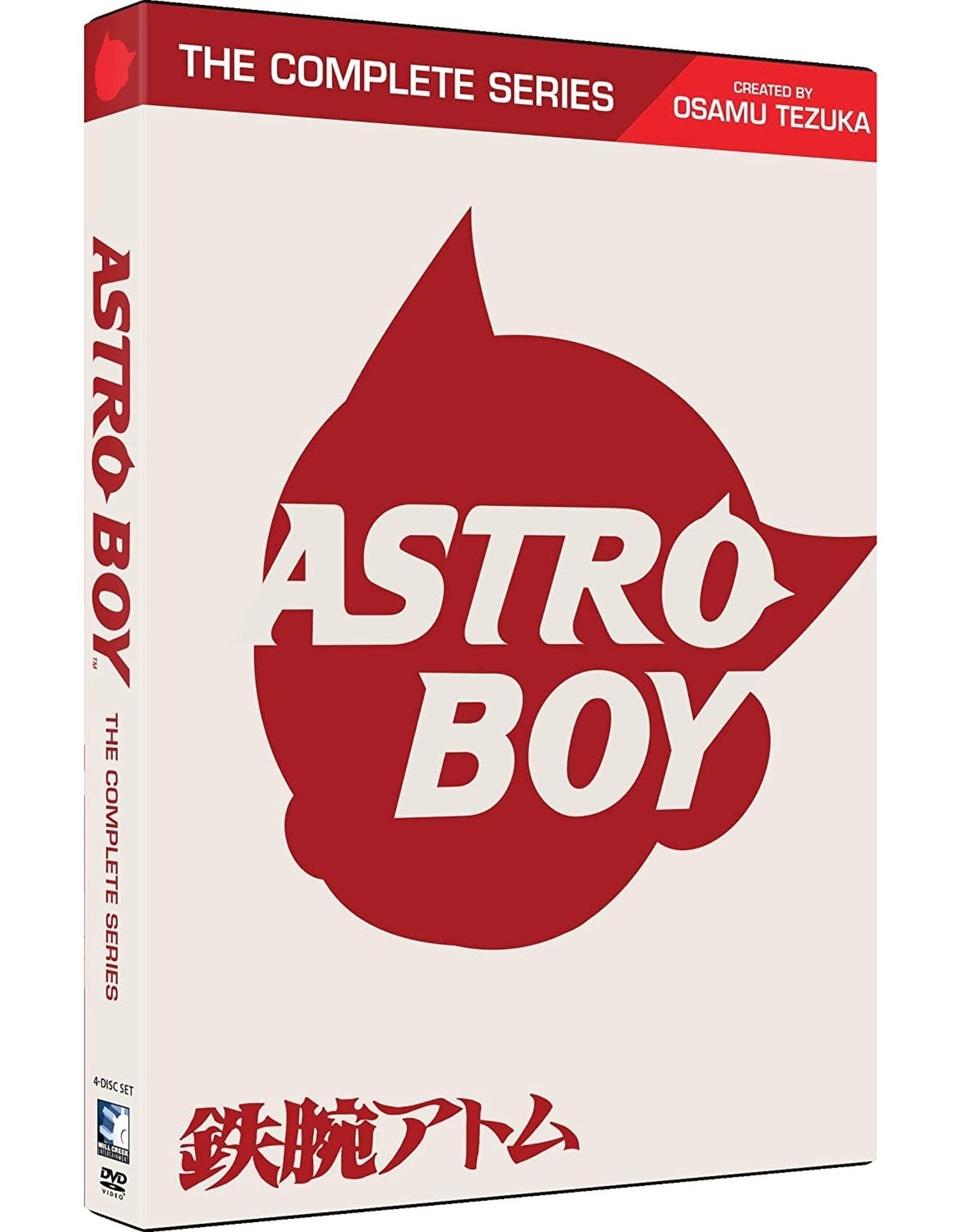 Anime Astro Boy The Complete Series 2003 (USED)