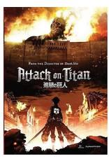 Anime Attack on Titan Season 1 part 1 (USED)