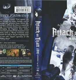 Anime Attack on Titan Season 1 part 2 (USED)