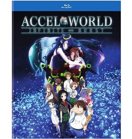 Anime Accel World Infinite Burst (USED)
