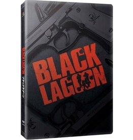 Anime Black Lagoon Season 1 Volume 1 Steelbook (USED)