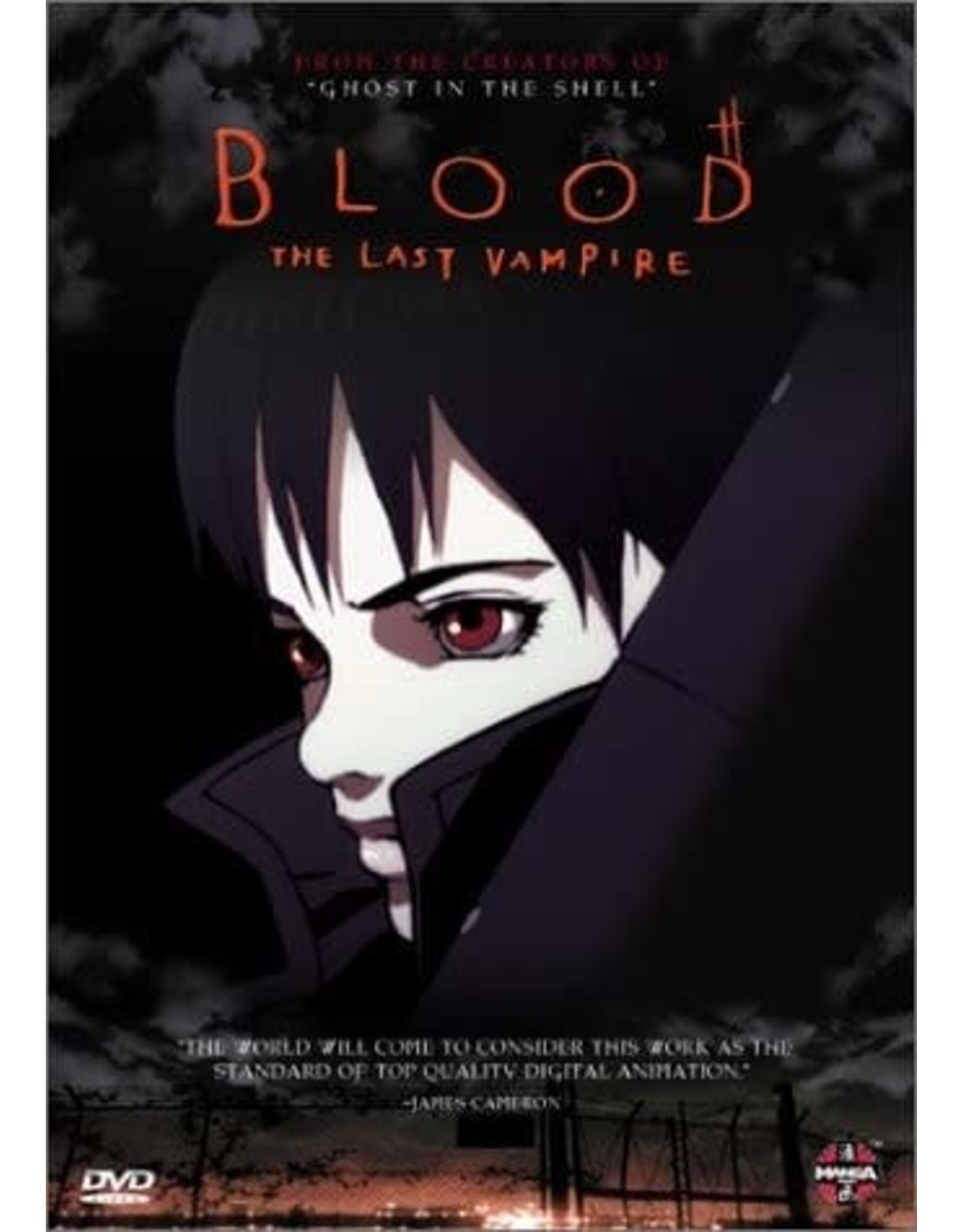 Anime Blood the Last Vampire (USED)