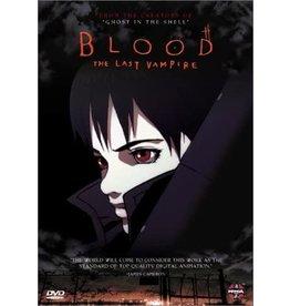Anime Blood the Last Vampire (USED)