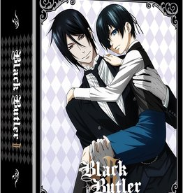 Anime Black Butler Complete Season 1 and Season 2 (USED)