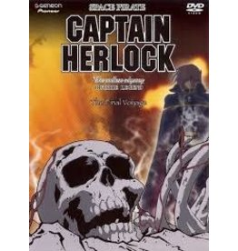 Anime Captain Herlock: The Final Voyage (USED)