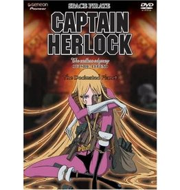 Anime Captain Herlock: Decimated Planet (USED)