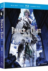 Anime Attack on Titan Season 1 Part II (USED)