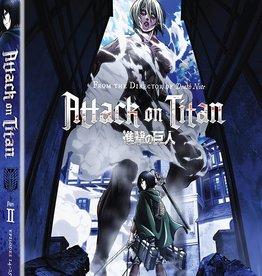 Anime Attack on Titan Season 1 Part II (USED)