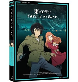 Anime Eden of the East The Complete Series (USED)