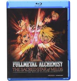 Anime Fullmetal Alchemist The Sacred Star of Milos (USED)