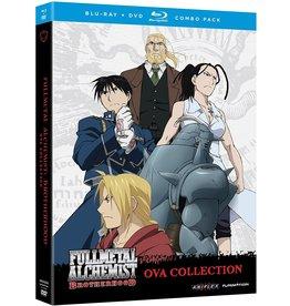 Anime Fullmetal Alchemist Brotherhood OVA Collection (USED)