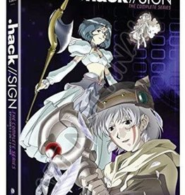 Anime .Hack// Sign The Complete Series + OVA's (USED)